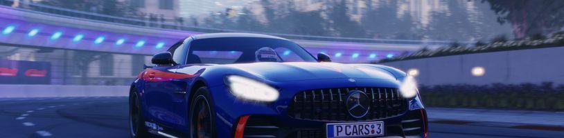 Závody Project Cars 3 slibují zásadní změny v singleplayeru i multiplayeru