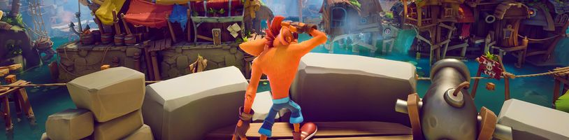 Crash Bandicoot 4: It's About Time v posledním traileru