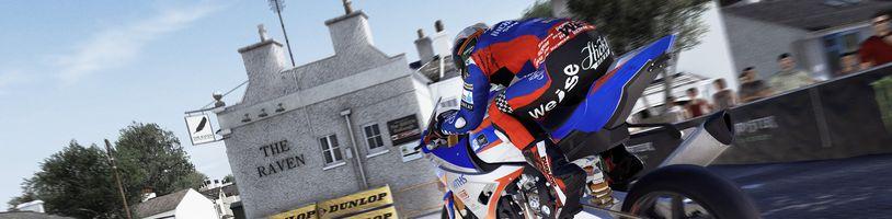Ve hře TT Isle of Man 2 si užijete nejnebezpečnější závod všech dob