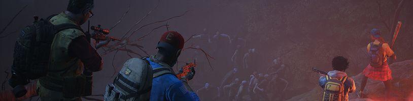 Zombie střílečka Back 4 Blood se připravuje na veřejnou betu