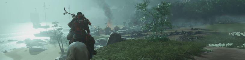 Krátký trailer pro Ghost of Tsushima se zaměřuje na průzkum světa