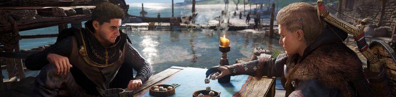 Fanoušci se vrhli na překlad Assassin's Creed Valhalla