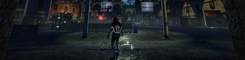 Project Atlas je hra, ve které se stanete stíny v kyberpunkovém světě