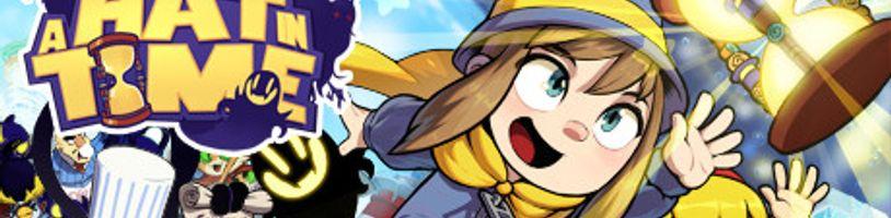 Populární 3D plošinovka A Hat in Time brzy vyjde i na Nintendo Switch!