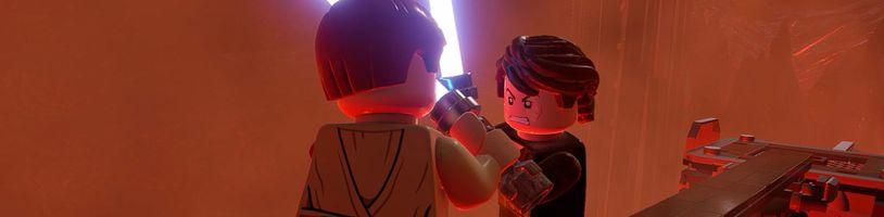 LEGO Star Wars: The Skywalker Saga vyjde na jaře příštího roku