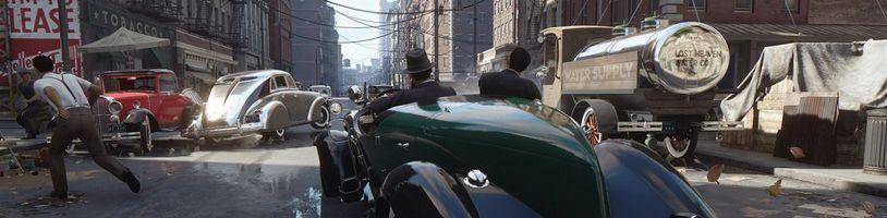 Australský obchod PlayStationu prozradil cenu kolekce Mafia Trilogy