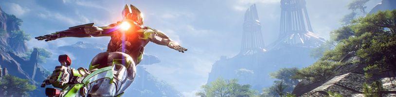 BioWare vypustilo aktuální plány pro Anthem
