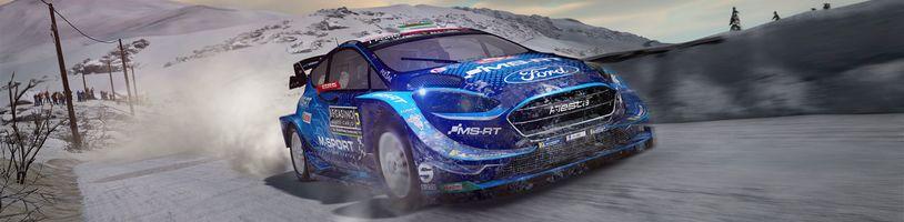 WRC 8 s multiplayerem, očekávání u Cyberpunku 2077, zájem o černou díru ve Fortnite nebo Death Stranding