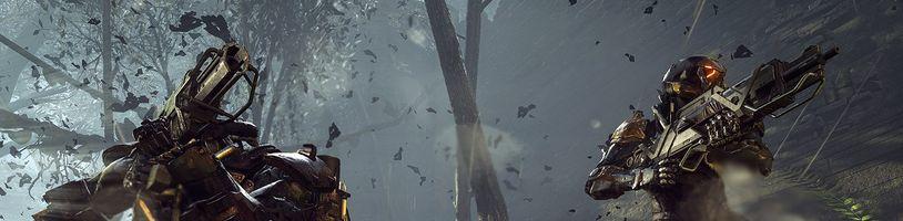 Anthem hrajte spíše s kamarády, řeklo BioWare