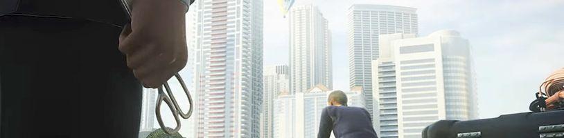 Hitman 2 nabídne kompetitivní Ghost Mode