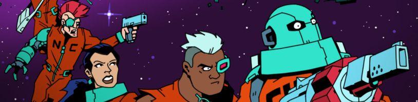 Void Bastards je komiksová střílečka s rogue-like prvky