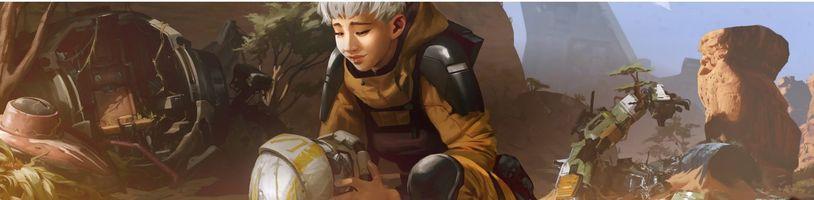 Příběh nové hrdinky Apex Legends potěší fanoušky Titanfallu