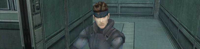 Bluepoint Games mají na remaku Metal Gear Solid pracovat již 3 roky