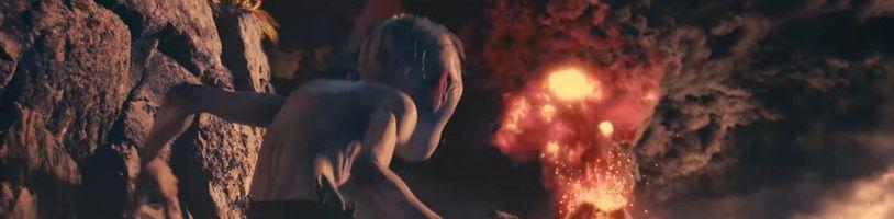 Lord of the Rings: Gollum v prvním traileru ukazuje protivníky