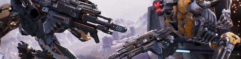 Právě probíhá poslední open beta multiplayerové FPS LawBreakers