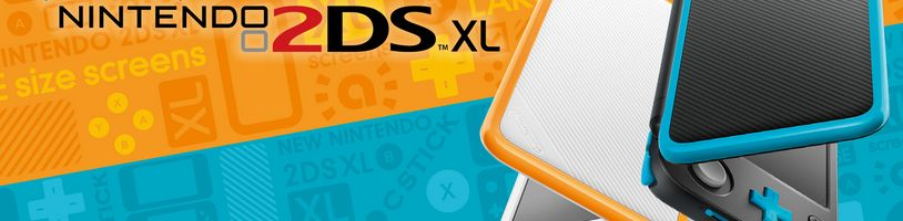 Nové Nintendo 2DS XL v launch traileru