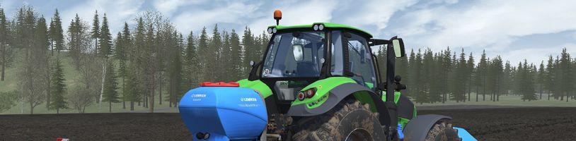 Na počítače vychází nová generace zemědělského simulátoru