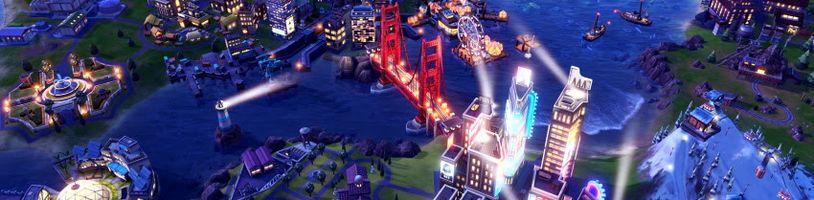 Podrobnosti o PS4 a Xbox One verzích Civilization 6