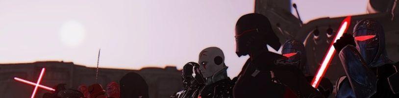 RPG ze světa Star Wars ve Fallout: New Vegas