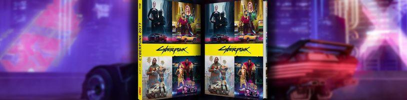 Oficiální lorebook hry Cyberpunk 2077 se odkladu nedočká