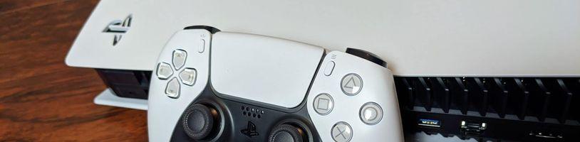 Druhá aktualizace systému PlayStation 5