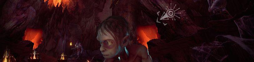 První obrázky z The Lord of the Rings: Gollum potvrzují jinou podobu Gluma