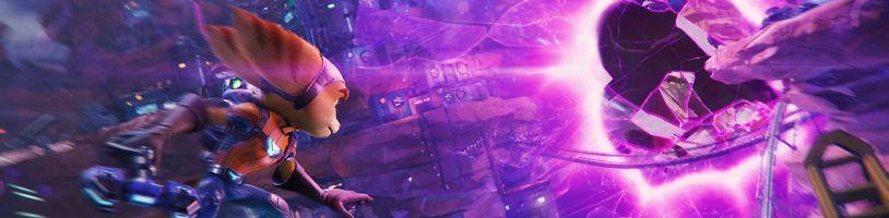 Ratchet & Clank: Rift Apart vyjde před začátkem léta