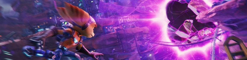 V Ratchet & Clank: Rift Apart si zahrajete i za ženskou postavu