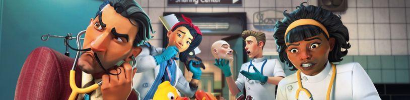 Surgeon Simulator 2 vyjde v září pro Steam a Xbox
