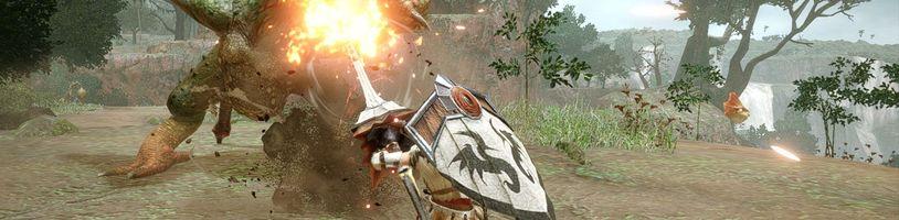 Lov hrozivých příšer v Monster Hunter: Rise