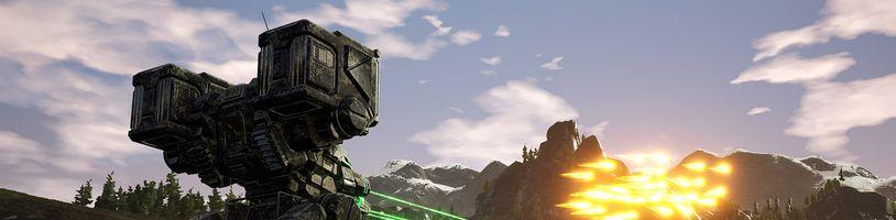 MechWarrior 5: Končí exkluzivita Epicu, hra vyjde na Steamu a pro Xbox