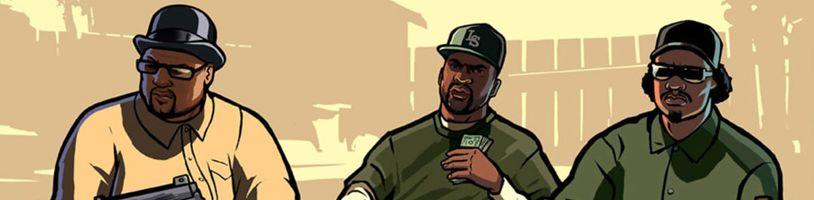 Takhle si fanoušek představuje remake GTA: San Andreas