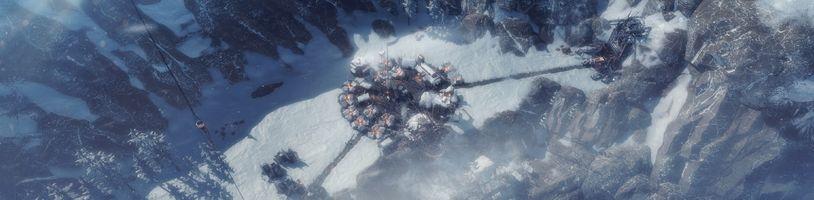 V posledním rozšíření Frostpunku postavíte tábor mimo metropoli