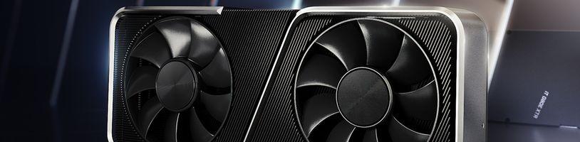 Grafických karet GeForce řady RTX 30 bude ještě méně