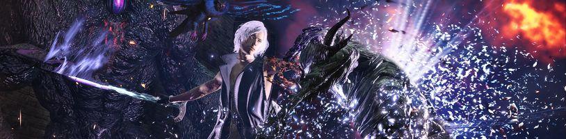 PS5 v den vydání bude mít Devil May Cry 5 Special Edition