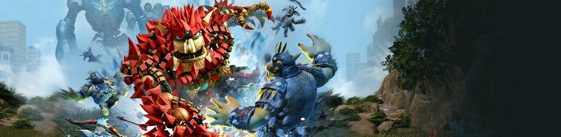 Knack II pro PlayStation 4 je zábavnou hříčkou díky kooperaci dvou hráčů, něco jí však stále chybí