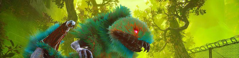Biomutant ukazuje rozmanitá prostředí a boj s velkými i malými nepřáteli