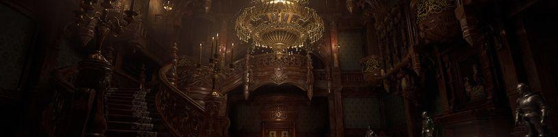 Resident Evil 8 se v novém traileru nebojí představit záhady ústřední vesnice