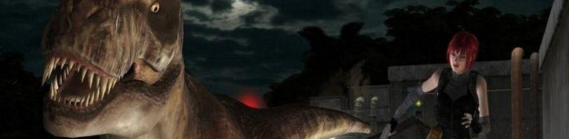 První záběry z fanouškovského remaku Dino Crisis