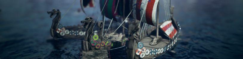 Frozenheim je vikinská survival strategie s brutálními souboji
