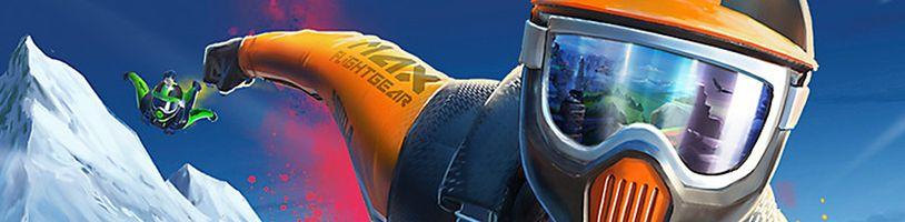 Na hraní Rush VR si raději připravte kýbl, poletíme sakra rychle!
