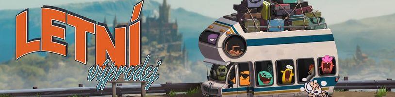 Na Steamu začaly letní slevy, přinesly i vylepšené profily nebo věrnostní obchod