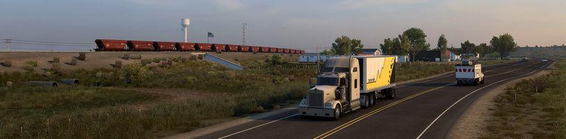 Další zastávkou American Truck Simulatoru je Wyoming