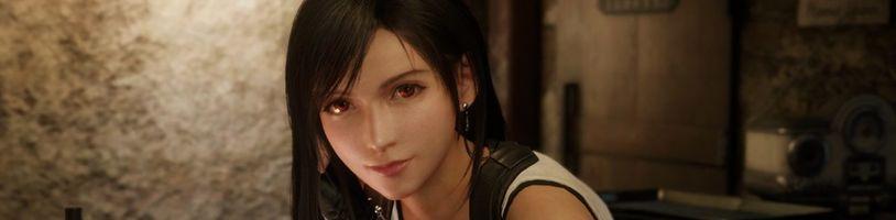Nová ochutnávka z vylepšené verze Final Fantasy 7 Remake