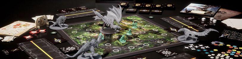 Kickstarterová kampaň pro Monster Hunter World: The Board Game má stanoveno datum