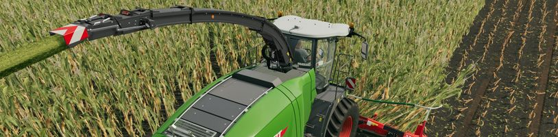 Farming Simulator 22 odkrývá nové plodiny a hardwarové požadavky