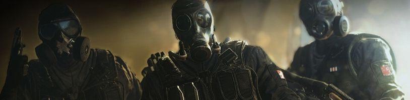 Ubisoft neplánuje sequel pro Rainbow Six: Siege