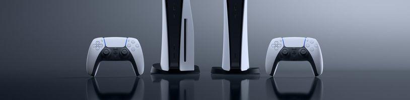 Sony slaví uvedení PlayStationu 5 do prodeje