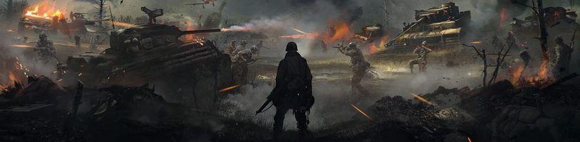 V Hell Let Loose se sto hráčů zúčastní bitvy na pláži Omaha v Normandii