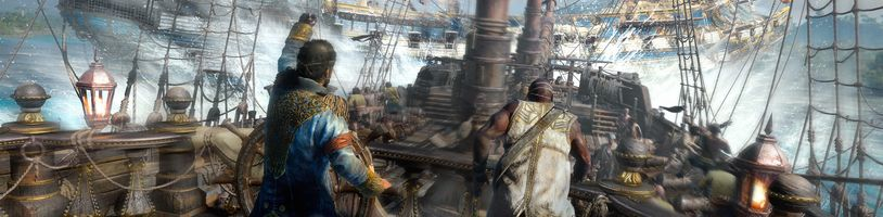 Pirátské Skull and Bones bude herní službou se zaměřením na spolupráci hráčů